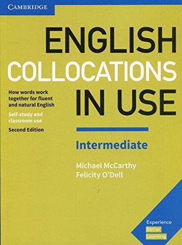 English Collocations in Use Intermediate (Cambridge)